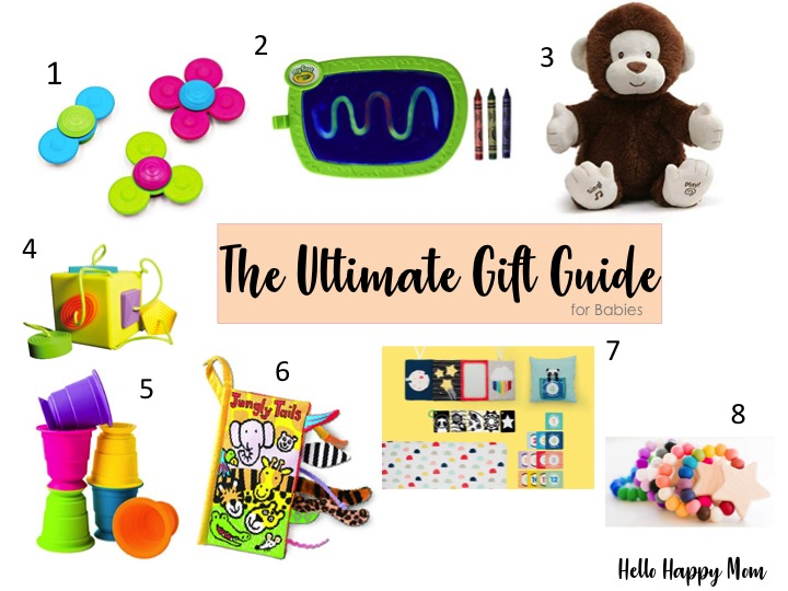 Ultimate Baby Gift Guide